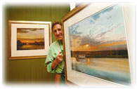 Tony at Picturecraft